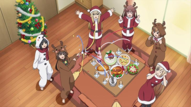 Image result for minami-ke christmas