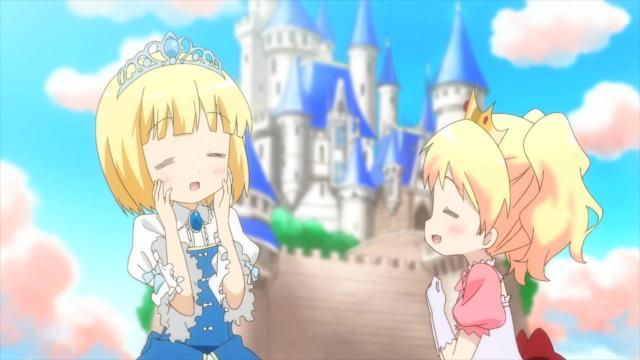 Like most great anime, Kiniro Mosaic actually takes place at Disney Land