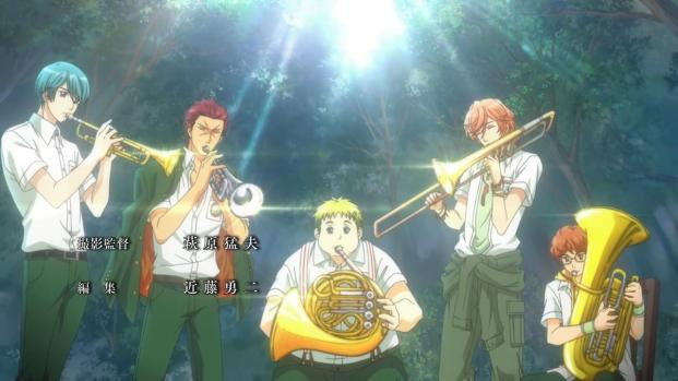 French Horn-kun is best boy