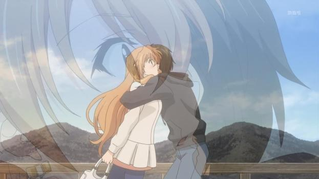 Stop it Golden Time. Do NOT imitate Clannad After Story. You haven't earned the right.