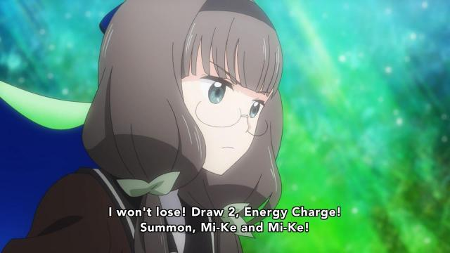 WIXOSS' rules continue to baffle me. At least we witnessed some semblance of their existence, though.