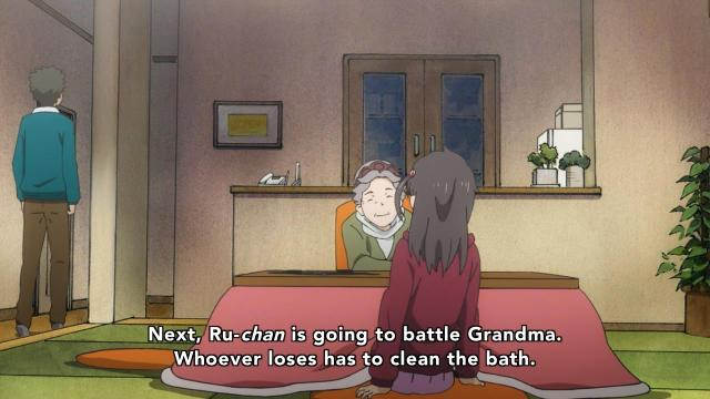 How dirty is your bath that you have to clean it every other episode?