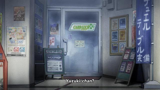 CARD LUCK: Further evidence that the WIXOSS team cannot be trusted to name anything.