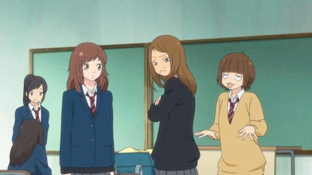 They even look like the Kimi ni Todoke girls