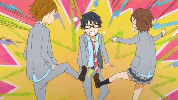 The problem with KimiUso in one screenshot