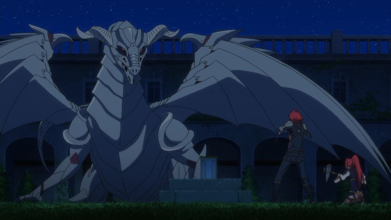 Twelve Days Of Anime 9 Fredrica The Useless Dragoon