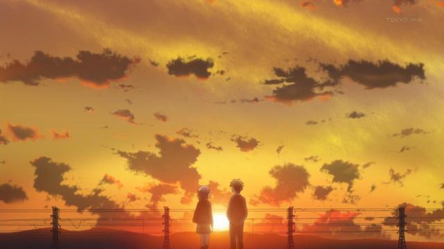 isshuukan sunset