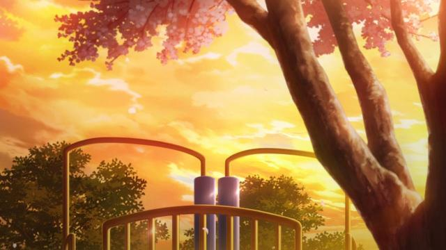 shigatsu sunset