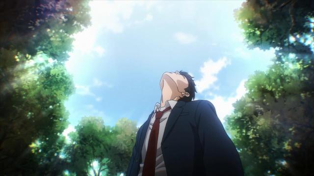 shinichi looking up