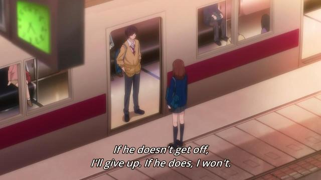 Will he or won[HorribleSubs] Ao Haru Ride - 06 [720p]