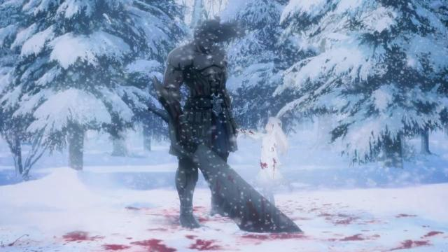 berserker illya snow