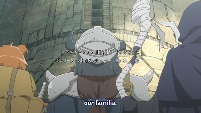 [FFF] Dungeon ni Deai wo Motomeru no wa Machigatteiru Darou ka - 01 [0E9D11F5].mkv_snapshot_00.47_[2015.04.05_22.00.49]