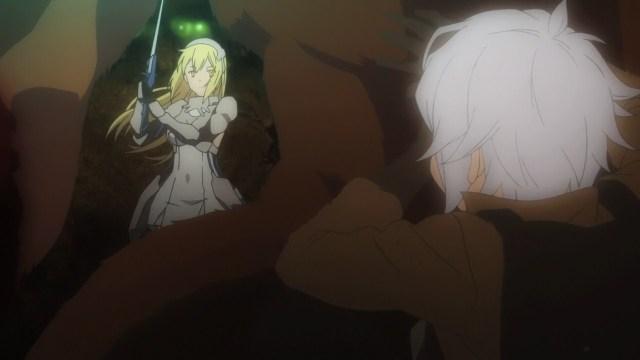 [FFF] Dungeon ni Deai wo Motomeru no wa Machigatteiru Darou ka - 01 [0E9D11F5].mkv_snapshot_01.20_[2015.04.05_22.02.46]