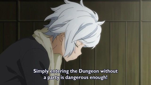 [FFF] Dungeon ni Deai wo Motomeru no wa Machigatteiru Darou ka - 01 [0E9D11F5].mkv_snapshot_02.36_[2015.04.06_21.39.17]