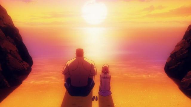 takeo yamato sunset