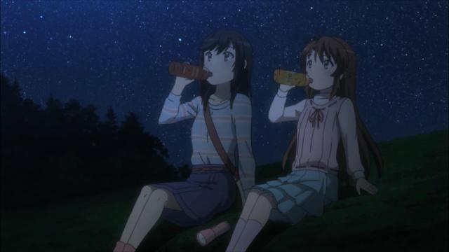 drinking under the stars
