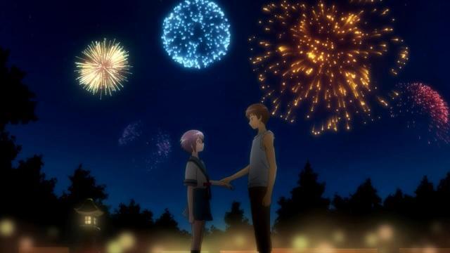 yuki kyon fireworks