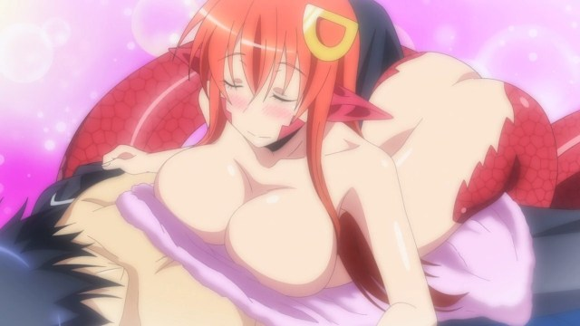[HorribleSubs] Monster Musume no Iru Nichijou - 08 [720p].mkv_snapshot_17.41_[2015.09.01_01.00.38]