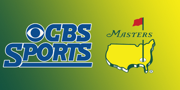 The Masters on CBS